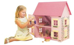 child-with-dollhouse