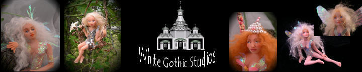 White Gothic Studios Border Image