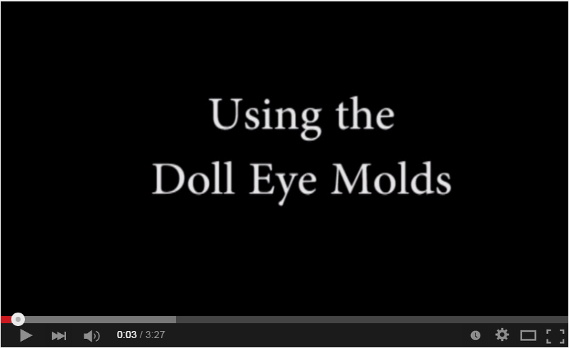 how to make own doll mould