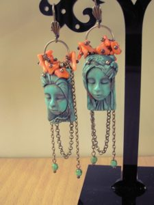 pinterest-polymer-clay-jewelry-face-pendant